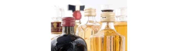 お酒の保管方法に問題があるかどうか